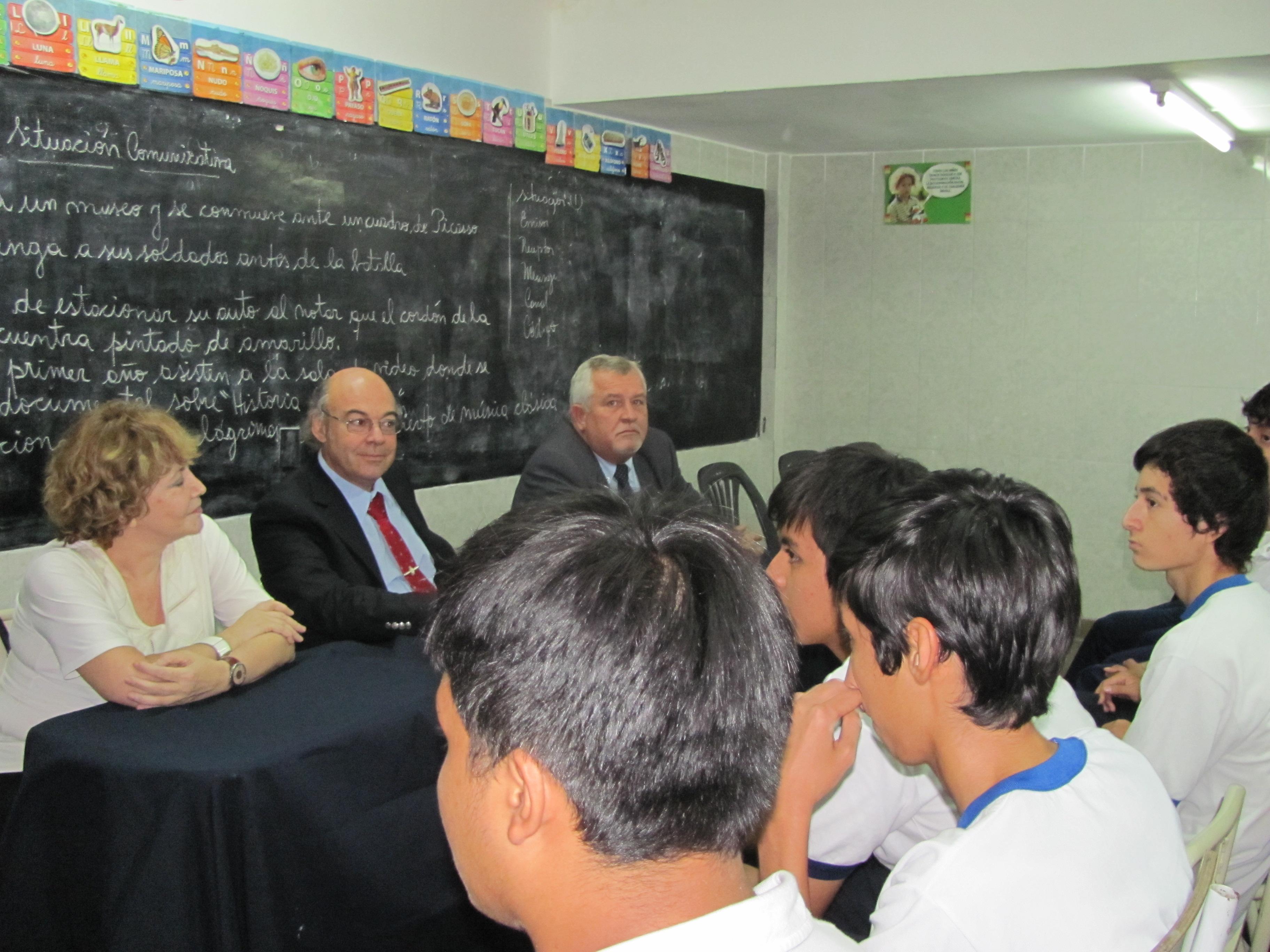 Album de Fotos: La Justicia sale a las Escuelas en Tartagal
