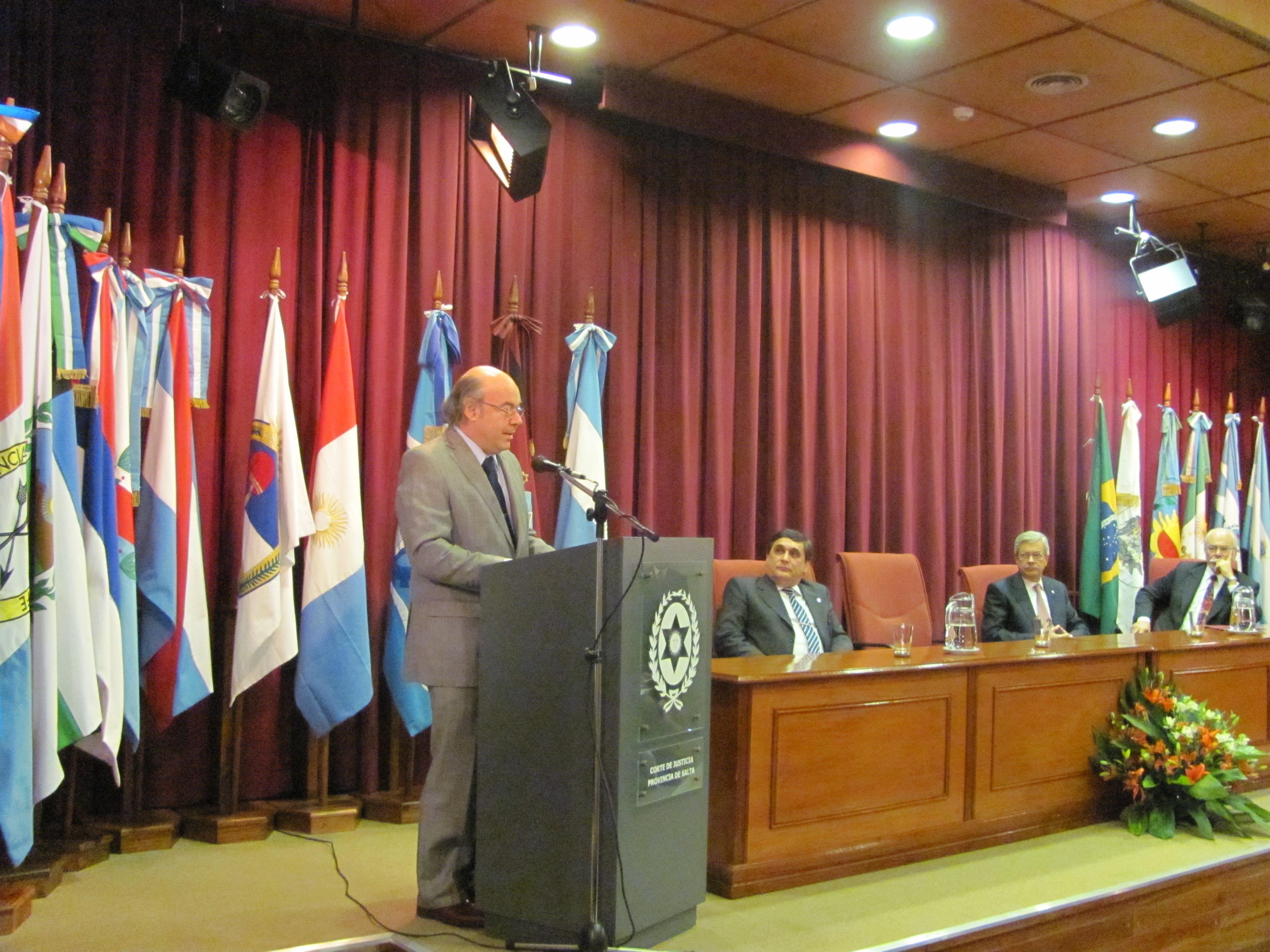 Album de Fotos: XVII Congreso Nacional de Capacitación Judicial