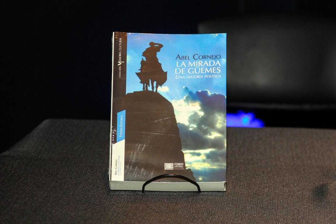 En sus páginas el autor narra la vida de Martín Miguel de Güemes desde una mirada actual de la historia.