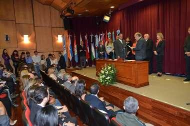 Foto: Guillermo Alavila, juró como consejero suplente de los magistrados