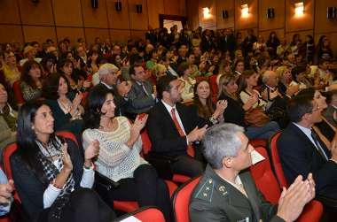 Foto: Participaron de la jura, magistrados, funcionarios, abogados y público en general
