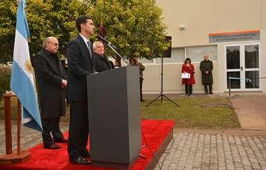 Foto: El gobernador, Juan Manuel Urtubey, exhortó a trabajar con responsabilidad
