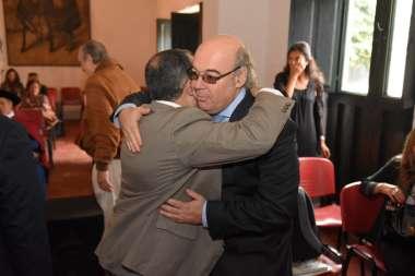 Foto: La conferencia se hizo en el marco de la inauguración del Museo de Güemes
