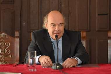 Foto: Abel Cornejo haciendo referencia a la invasión de los sarracenos