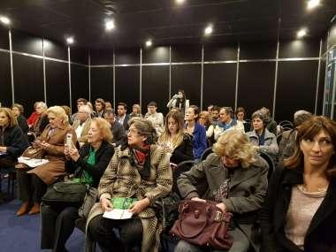 Foto: La presentación de Salta convocó a un importante número de asistentes