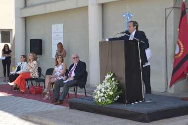 Foto: EL Señor Defensor General de la Provincia, Dr. Pedro García Castiella