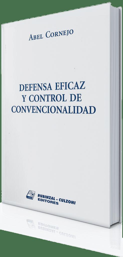 """Foto: """"Defensa Eficaz y Control de Convencionalidad"""""""