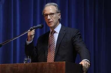 El presidente la Corte Suprema de Justicia de la Nación, Carlos Rosenkrantz