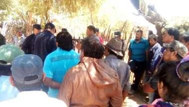 Los chulupíes piden la intervención del Ministerio de Educación y de Asuntos Indígenas en el tema.