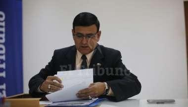 El denunciante asegura tener pruebas para sostener su acusación. Javier Corbalán