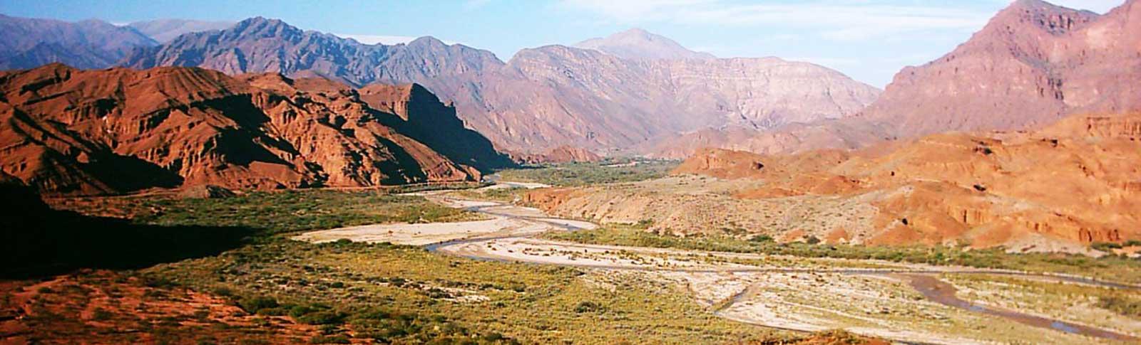 Quebrada de las conchas, Cafayate, Salta