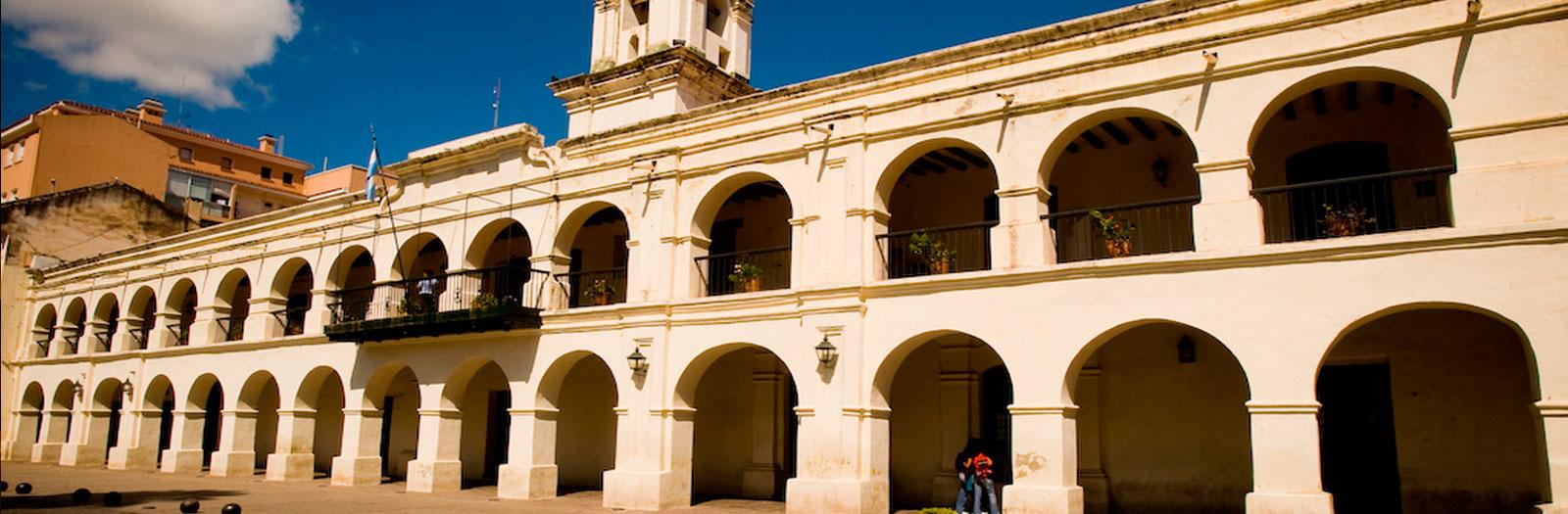 El Cabildo, Salta. Por Eliseo Miciu (gentileza de turismo.salta.gov.ar)