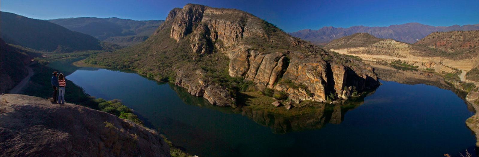Dique Cabra Corral, Salta. Por Eliseo Miciu (gentileza de turismo.salta.gov.ar)