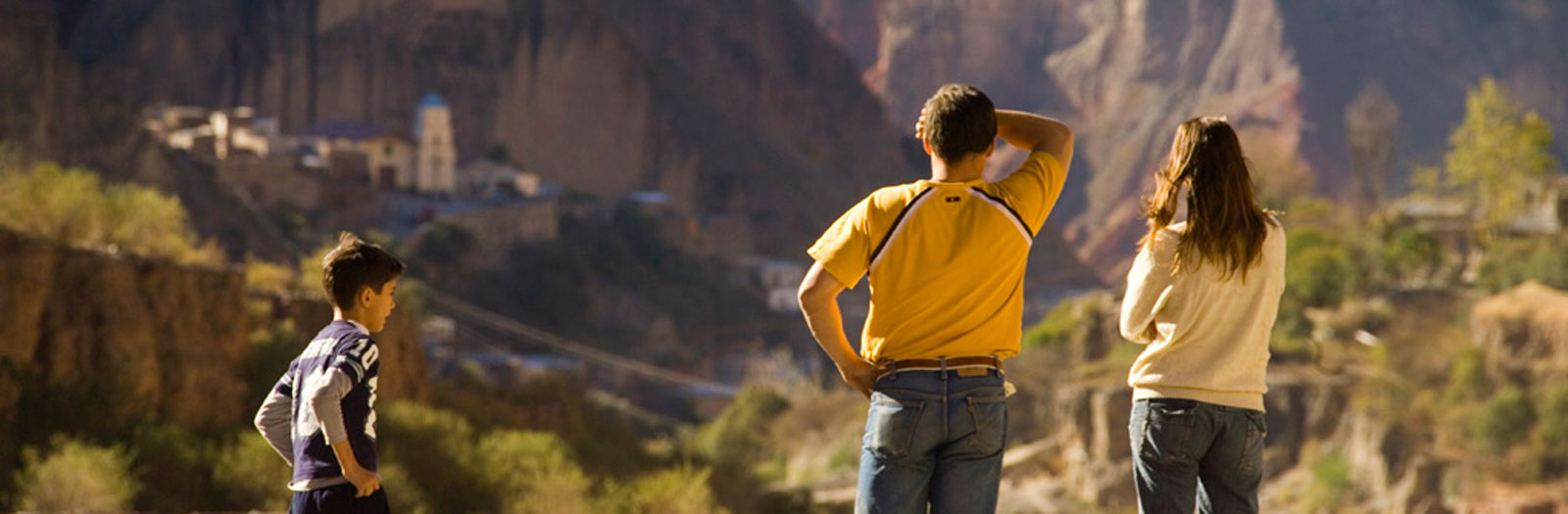 Vista de Iruya, Salta. Por Eliseo Miciu (gentileza de turismo.salta.gov.ar)